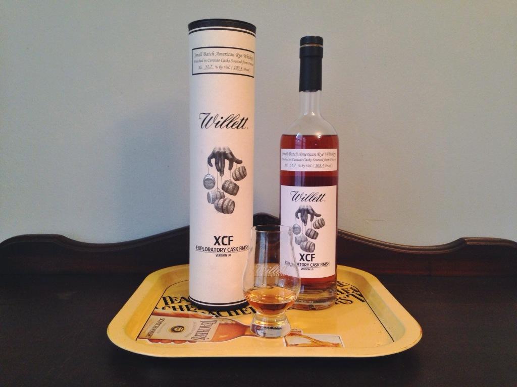 Wilett XCF Rye Whiskey